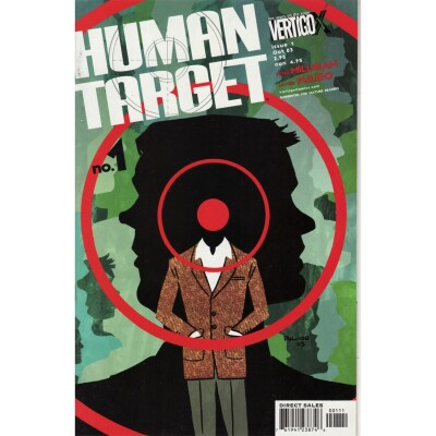 Human Target 1