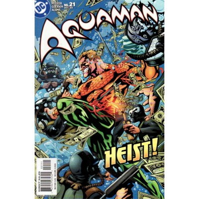 Aquaman 21 (Vol. 6)