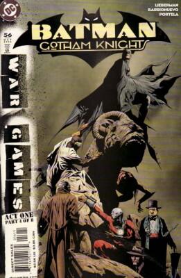 Batman Gotham Knights 56