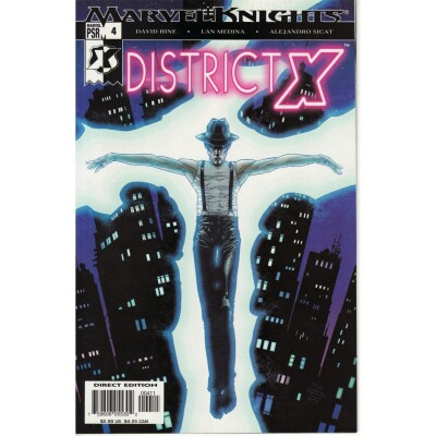 District X 4