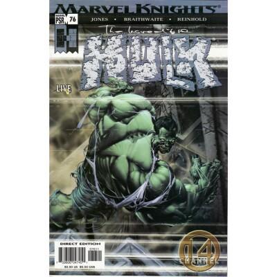 Incredible Hulk 76