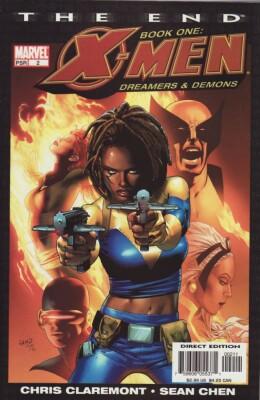 X-Men The End Dreamers & Demons 2