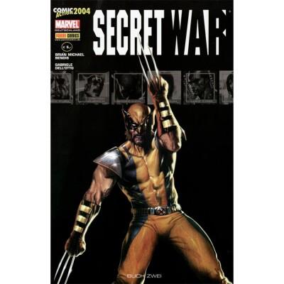 Comic Action 2004 Variant: Secret War 02