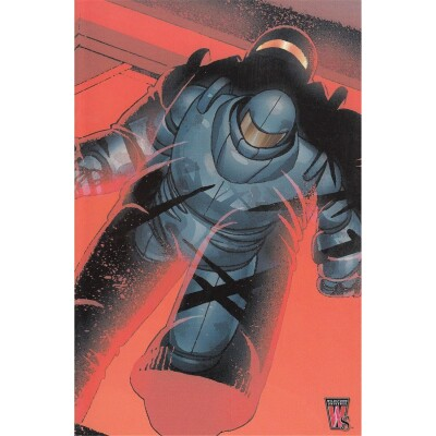 Comic Action 2004 Variant: Planetary 20