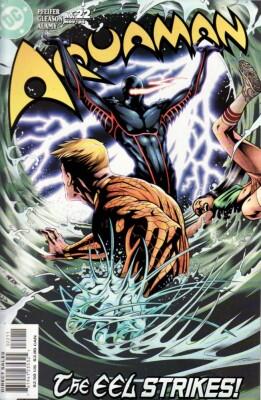 Aquaman 22 (Vol. 6)