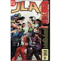 JLA Secret Files and Origins 24