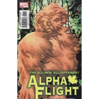 Alpha Flight (Vol. 3) Heft 7