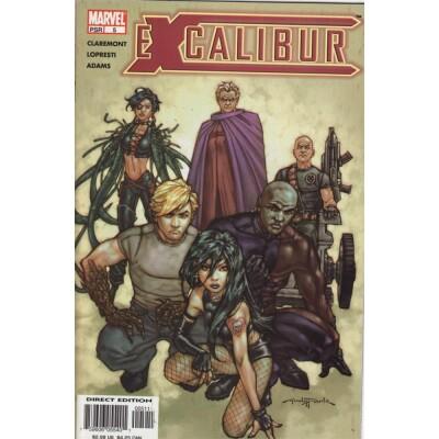 Excalibur 5 (Vol. 2)