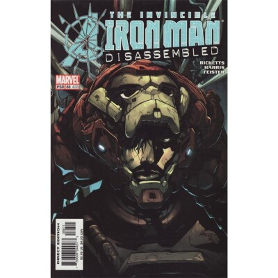Iron Man (Vol. 3) 88