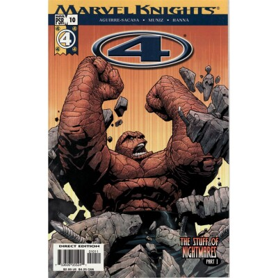 Marvel Knights Four 10