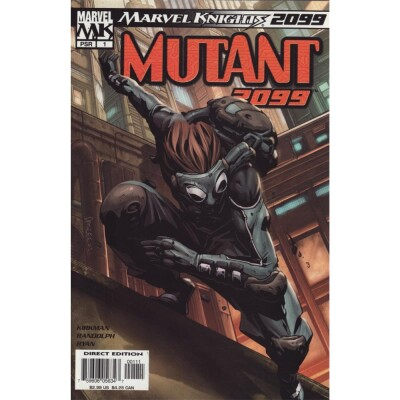 Marvel Knights 2099 Mutant