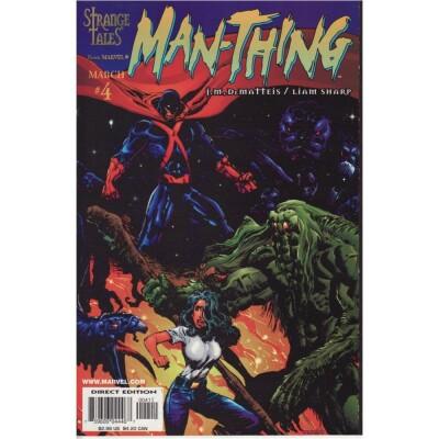 Man-Thing Strange Tales 3