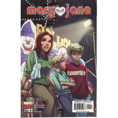 Marvel Age Mary Jane 4