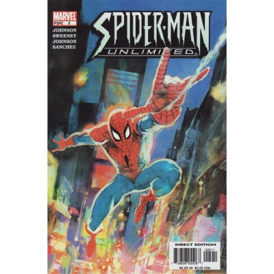 Spider-Man Unlimited 5 (Vol. 3)