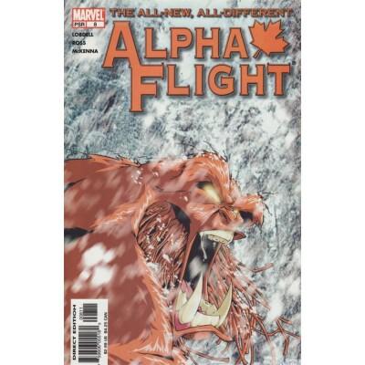 Alpha Flight 8 (Vol. 3)