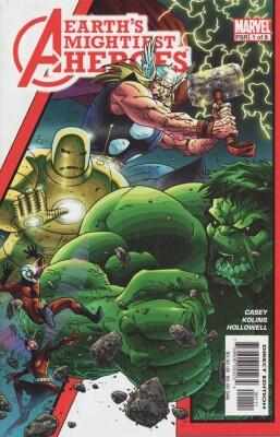 Avengers Earths Mightiest Heroes 1