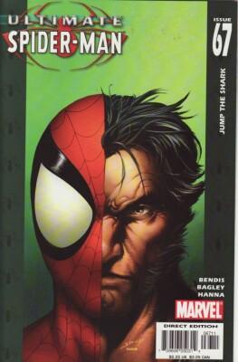 Ultimate Spider-Man 67