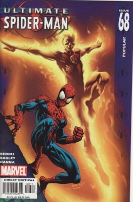 Ultimate Spider-Man 68