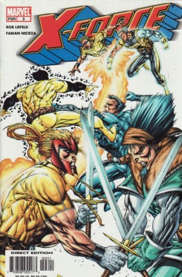 X-Force 3 (Vol. 2)