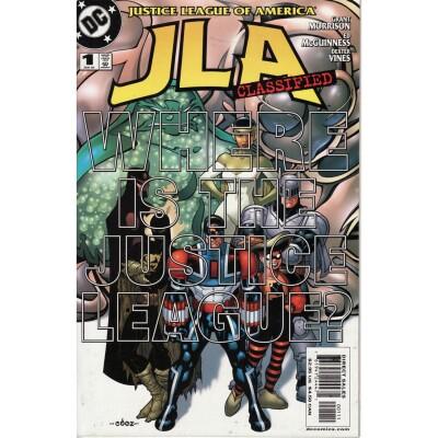 JLA Classified 01 Cover B