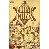 Young Guns 04 Sketchbook