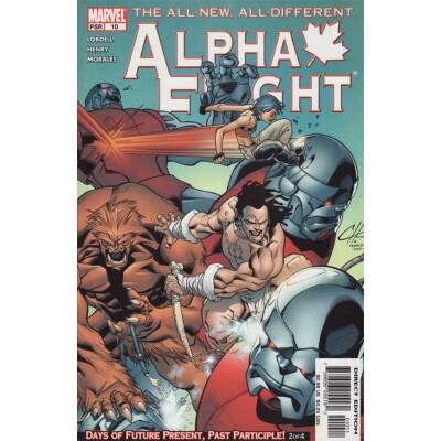 Alpha Flight 10 (Vol. 3)