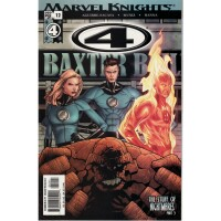 Marvel Knights Four 12