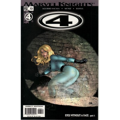 Marvel Knights Four 13