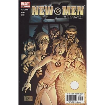 New X-Men Academy 7