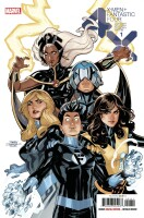 X-Men Fantastic Four 1 (Of 4)