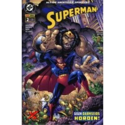 Superman Sonderband 02: Neubeginn