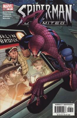 Spider-Man Unlimited 7 (Vol. 3)