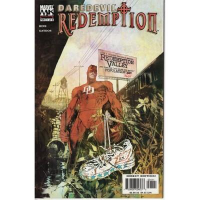 Daredevil Redemption 1 (of 6)