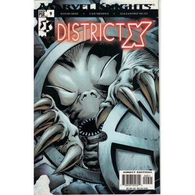 District X 9