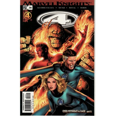 Marvel Knights Four 14