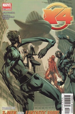 X-Men/Fantastic Four 3