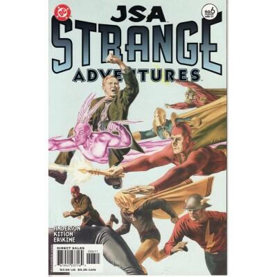 JSA Strange Adventures 06