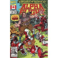 Alpha Flight 115 (Vol. 1)