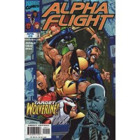 Alpha Flight 9 (Vol. 2)