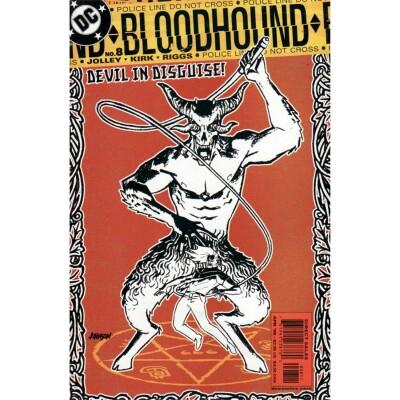 Bloodhound 8