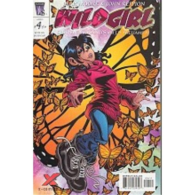 Wild Girl 4