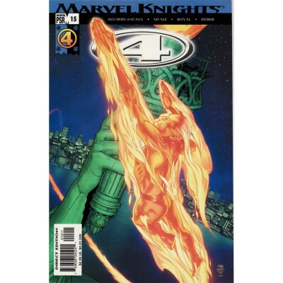 Marvel Knights Four 15
