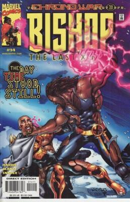 Bishop The Last X-Man 14
