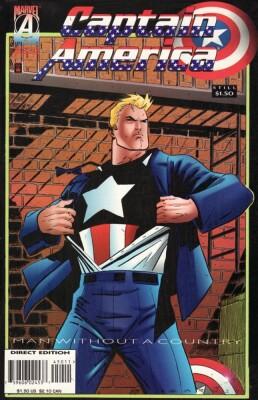 Captain America 450 Cover B (Vol. 1)