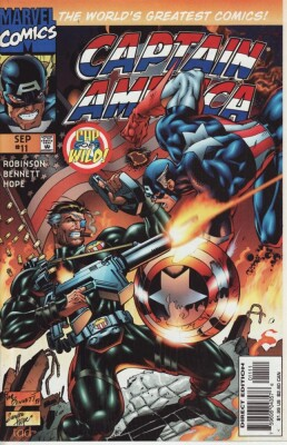 Captain America (Vol. 2) 11