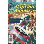 Captain America 2 Cover B (Vol. 3)