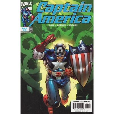 Captain America 4 (Vol. 3)