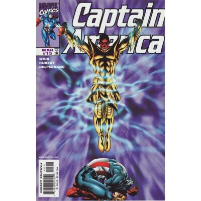 Captain America 15 (Vol. 3)