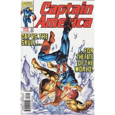 Captain America 16 (Vol. 3)