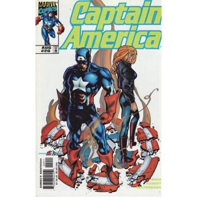 Captain America (Vol. 3) 20